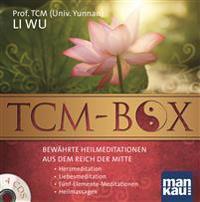 TCM-Box: Bewährte Heilmeditationen aus dem Reich der Mitte