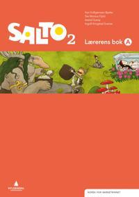 Salto 2; lærarbok A - Kari Kolbjørnsen Bjerke, Siw Monica Fjeld, Astrid Granly, Ingvill Krogstad Svanes | Ridgeroadrun.org