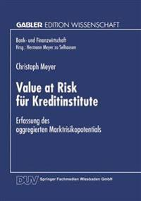 Value at Risk F r Kreditinstitute