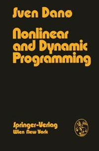 Nonlinear and Dynamic Programming
