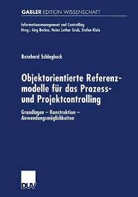 Objektorientierte Referenzmodelle Fur Das Prozess- Und Projektcontrolling