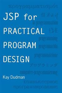 JSP for Practical Program Design