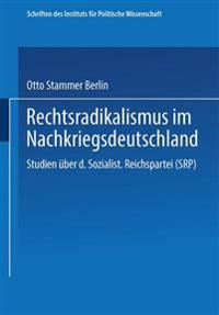 Rechtsradikalismus Im Nachkriegsdeutschland
