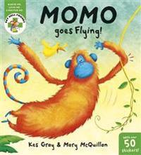 Momo Goes Flying!
