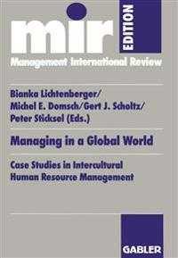 Managing in a Global World