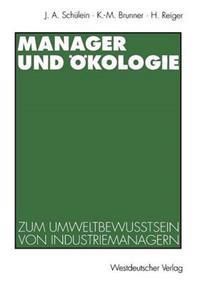 Manager Und Ökologie
