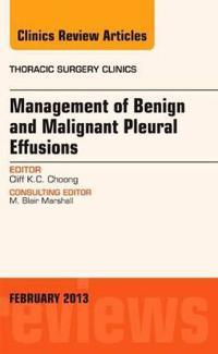 Management of Benign and Malignant Pleural Effusions