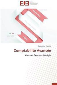 Comptabilit� Avanc�e