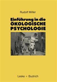 Einführung in Die Ökologische Psychologie