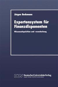 Expertensystem Fur Finanzdisponenten