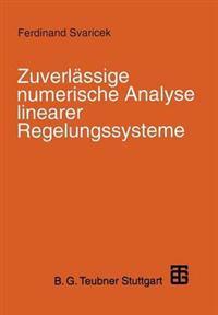 Zuverl ssige Numerische Analyse Linearer Regelungssysteme