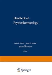 Biochemical Principles and Techniques in Neuropharmacology