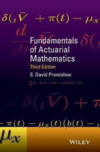Actuarial Mathematics 3e