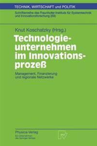 Technologieunternehmen Im Innovationsproze