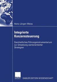 Integrierte Konzernsteuerung