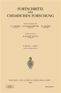 Fortschritte der Chemischen Forschung