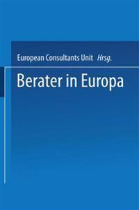 Berater in Europa