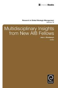 Multidisciplinary Insights from New Aib Fellows