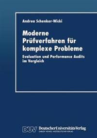 Moderne Pr fverfahren F r Komplexe Probleme