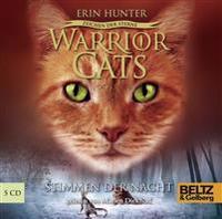 Warrior Cats Staffel 4/03. Zeichen der Sterne. Stimmen der Nacht