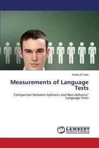 Measurements of Language Tests