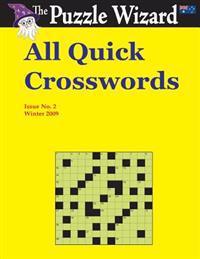 All Quick Crosswords No. 2