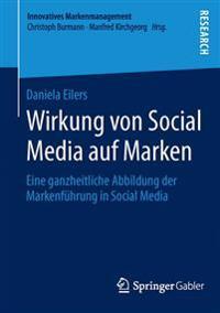 Wirkung Von Social Media Auf Marken