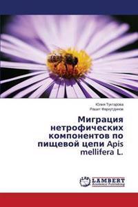 Migratsiya Netroficheskikh Komponentov Po Pishchevoy Tsepi APIs Mellifera L.