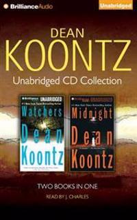 Dean Koontz Unabridged CD Collection: Watchers/Midnight