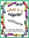 What Is a Fulgurite?: A Coloring Book by the Georgia Mineral Society, Inc.
