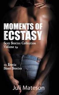 Moments of Ecstasy: 22 Erotic Short Stories