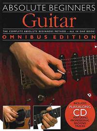 Absolute Beginners Guitar [With CD]
