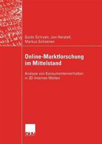 Online-marktfurschung im mittelstand