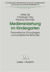 Medienerziehung Im Kindergarten