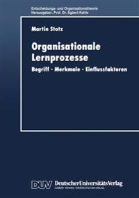 Organisationale Lernprozesse