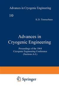 Advances in Cryogenic Engineering