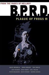 B.p.r.d. Plague of Frogs 2