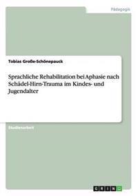 Sprachliche Rehabilitation Bei Aphasie Nach Schadel-Hirn-Trauma Im Kindes- Und Jugendalter