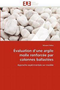 �valuation d''une Argile Molle Renforc�e Par Colonnes Ballast�es
