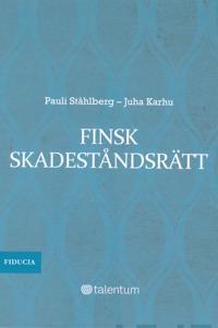 Finsk skadeståndsrätt