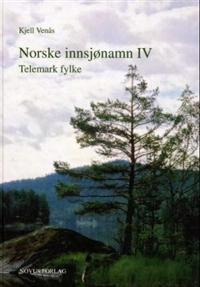 Norske innsjønamn IV - Kjell Venås | Ridgeroadrun.org