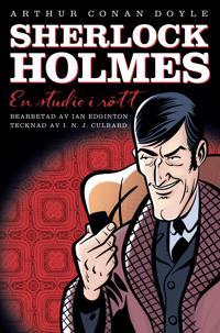 Sherlock Holmes. En studie i rött