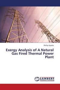Exergy Analysis of a Natural Gas Fired Thermal Power Plant