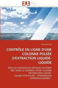 Contr�le En Ligne d'Une Colonne Puls�e d'Extraction Liquide-Liquide