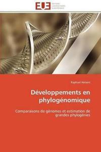 D�veloppements En Phylog�nomique