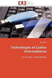 Technologies Et Cadres Interm�diaires