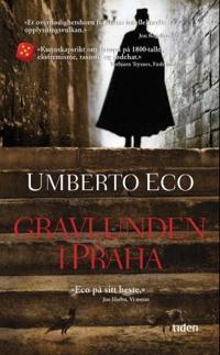 Il cimitero di Praga - Umberto Eco | Ridgeroadrun.org
