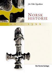 Norsk historie 800-1300 - Jón Vidar Sigurdsson pdf epub
