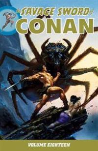 The Savage Sword of Conan 18
