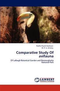 Comparative Study of Avifauna